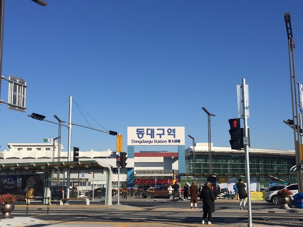 【PR】良いタイヤとは何か…そしてネクセンタイヤとは何者なのか!? KTX東大邱駅