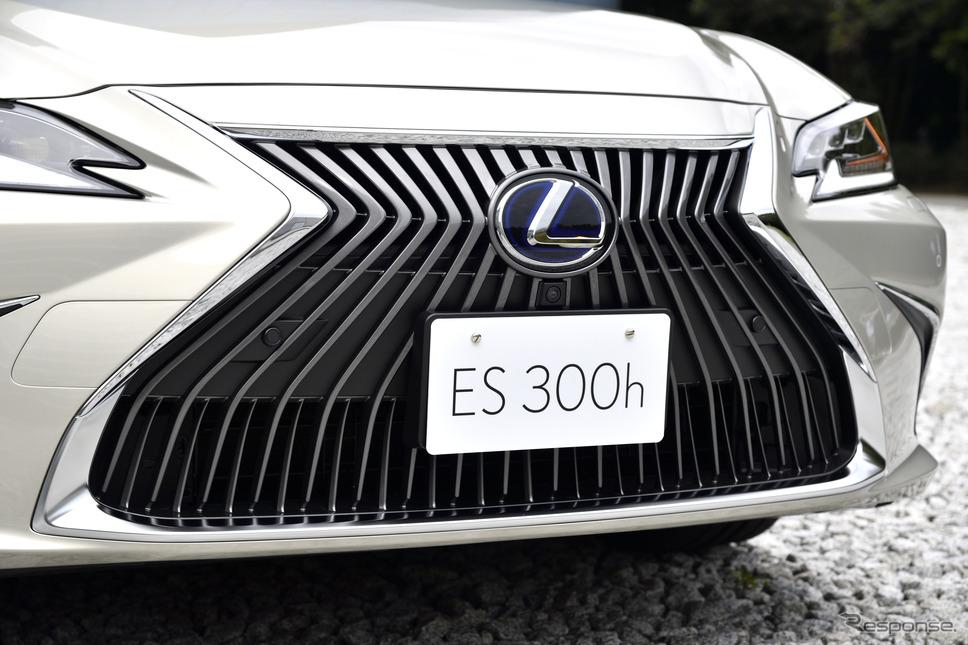 レクサス ES 新型(ES300h)