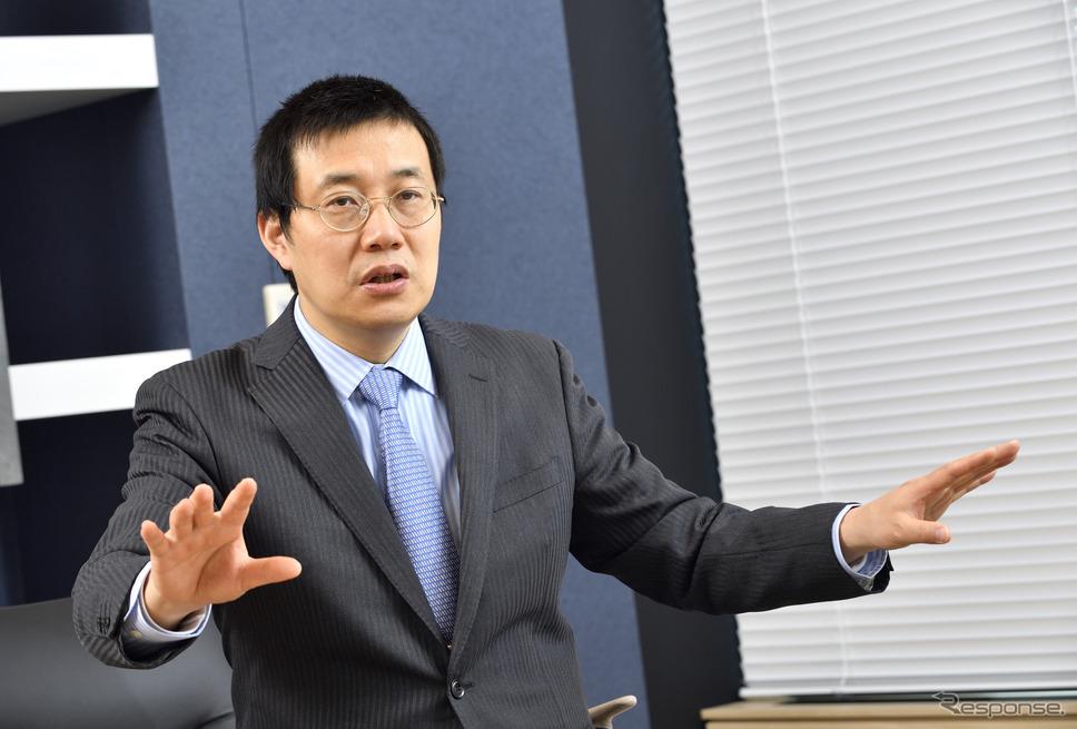 モニターデロイト パートナー/執行役員の周磊氏