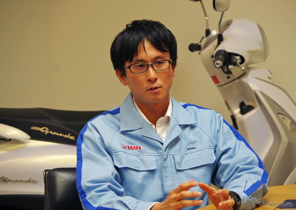プロジェクトリーダーを務めた西村健さん