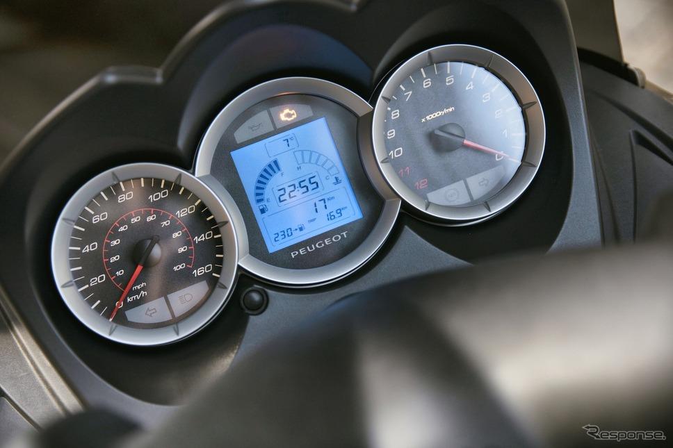 プジョー シティスター125 ブラックエディション ABS