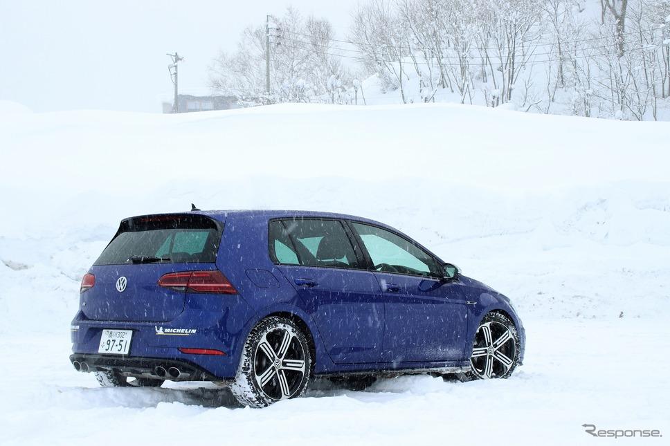 VW ゴルフR