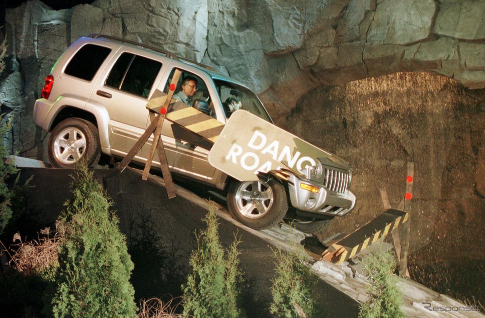 デトロイトモーターショー2001