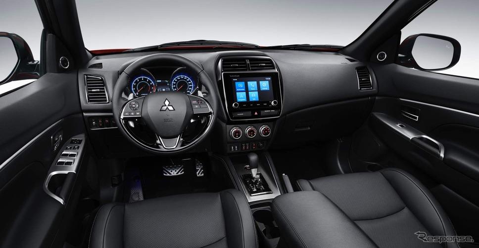 三菱 ASX (RVRに相当)の2020年モデル