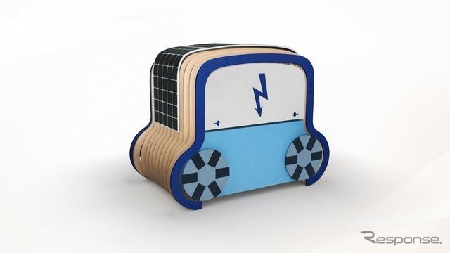 フォルクスワーゲン・ポッドのエネルギーPOD