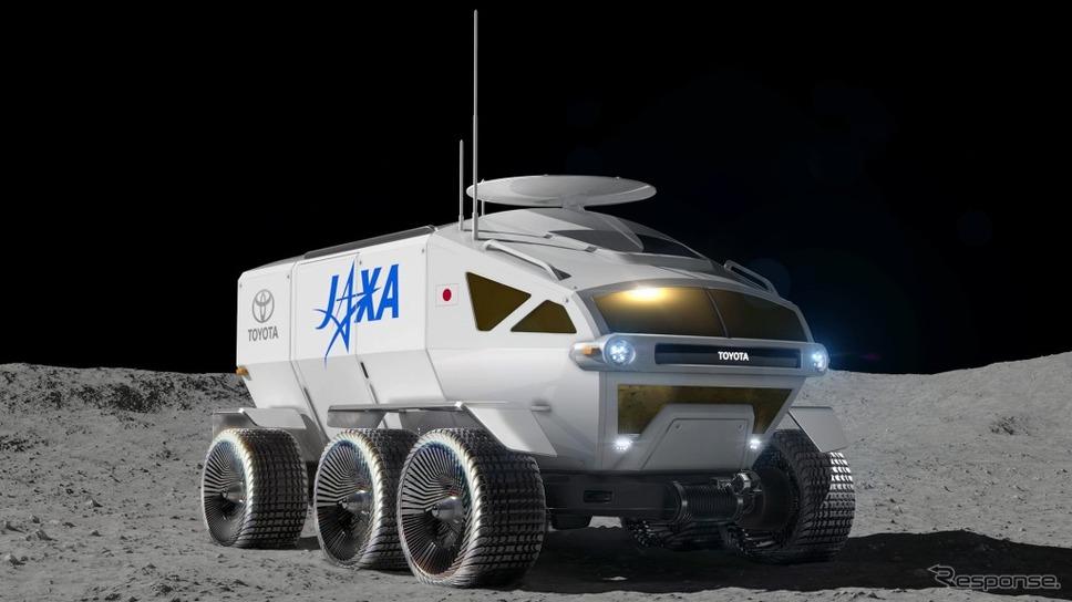 JAXAが研究する有人与圧ローバ