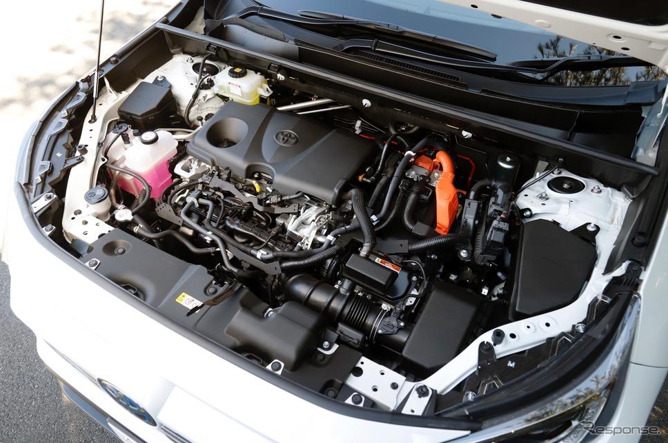 トヨタ RAV4 新型 ハイブリッドモデル