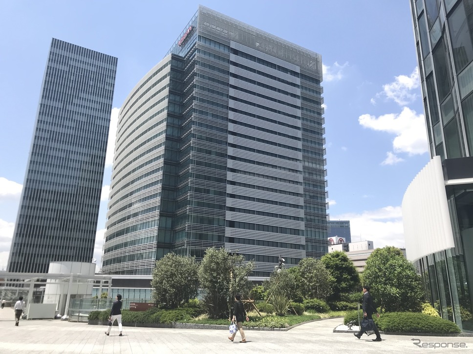 日産自動車グローバル本社(横浜市)