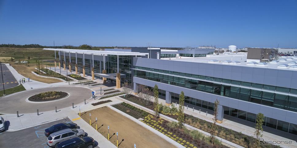 トヨタ自動車の北米での生産技術拠点となる生産技術センター