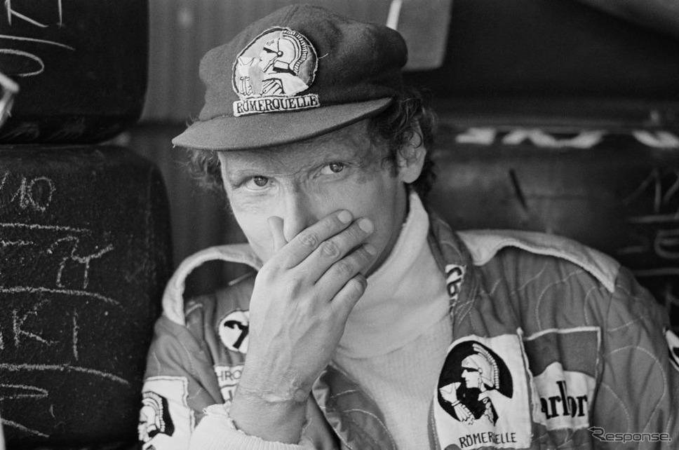 ラウダ(1977年) (c) Getty Images