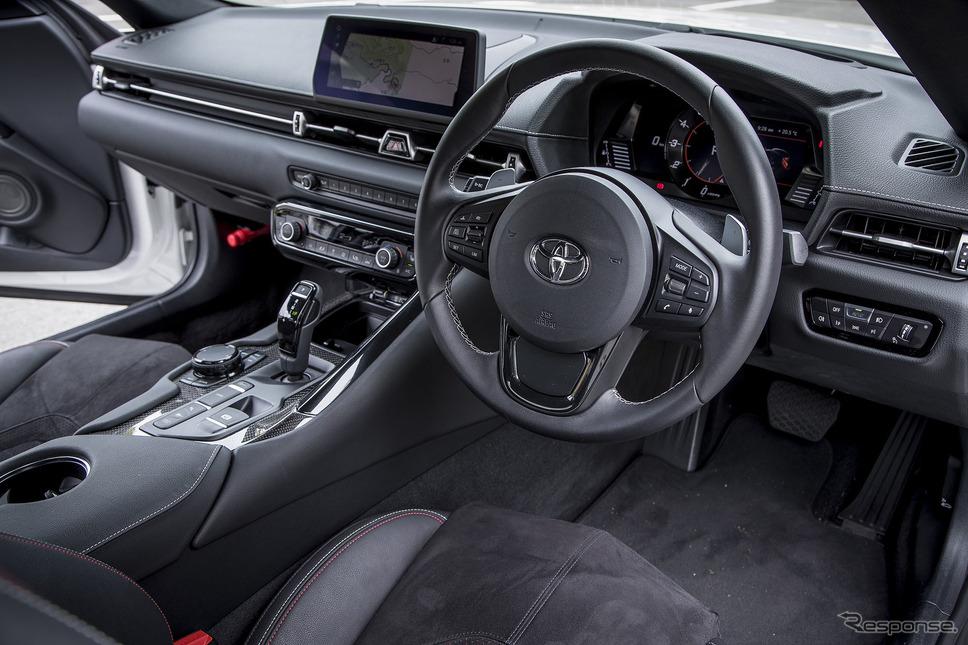 トヨタ スープラ 新型(SZ-R)
