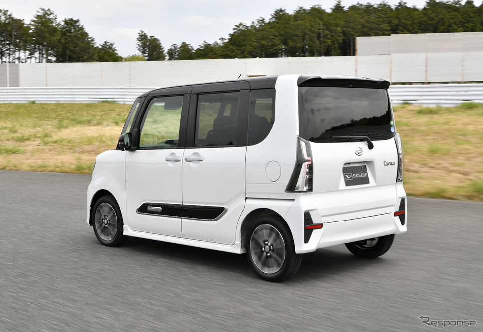 ダイハツ タント 新型(カスタム・プロトタイプ)