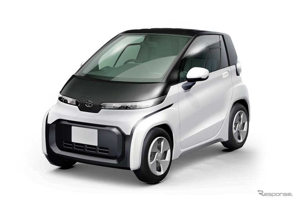 トヨタが市販化を計画している小型EV