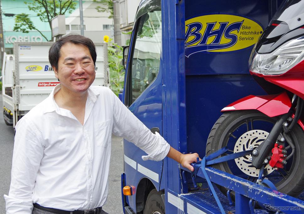 ゼロ・プラスBHSの橋本健生社長
