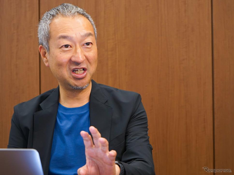 株式会社Zuora Japan 代表取締役社長 桑野順一郎氏