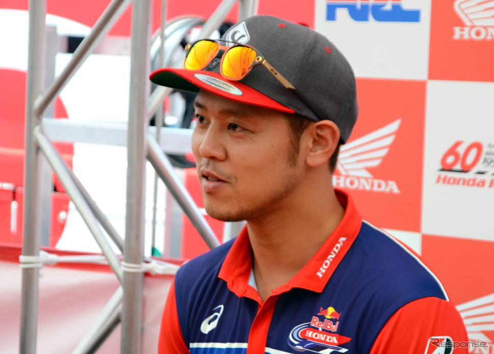 Red Bull Honda 高橋巧