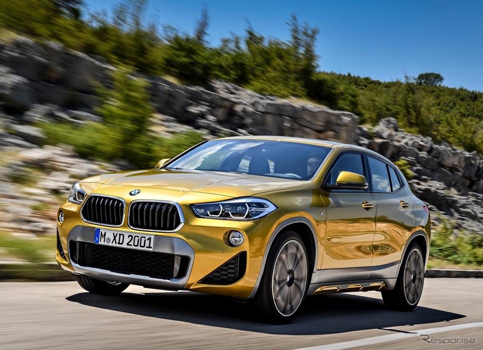 BMW X2(海外仕様)