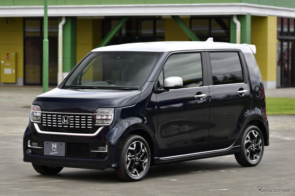 ホンダ N-WGN Custom(カスタム)新型