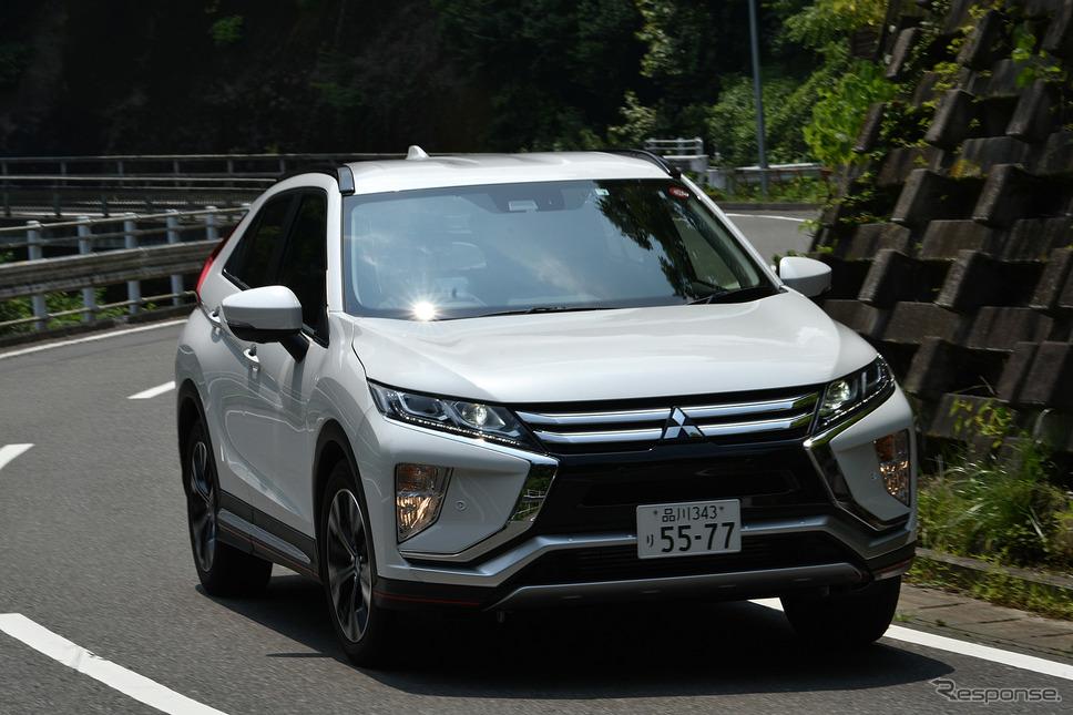 三菱 エクリプス クロス G Plus Package(ガソリンエンジン車)