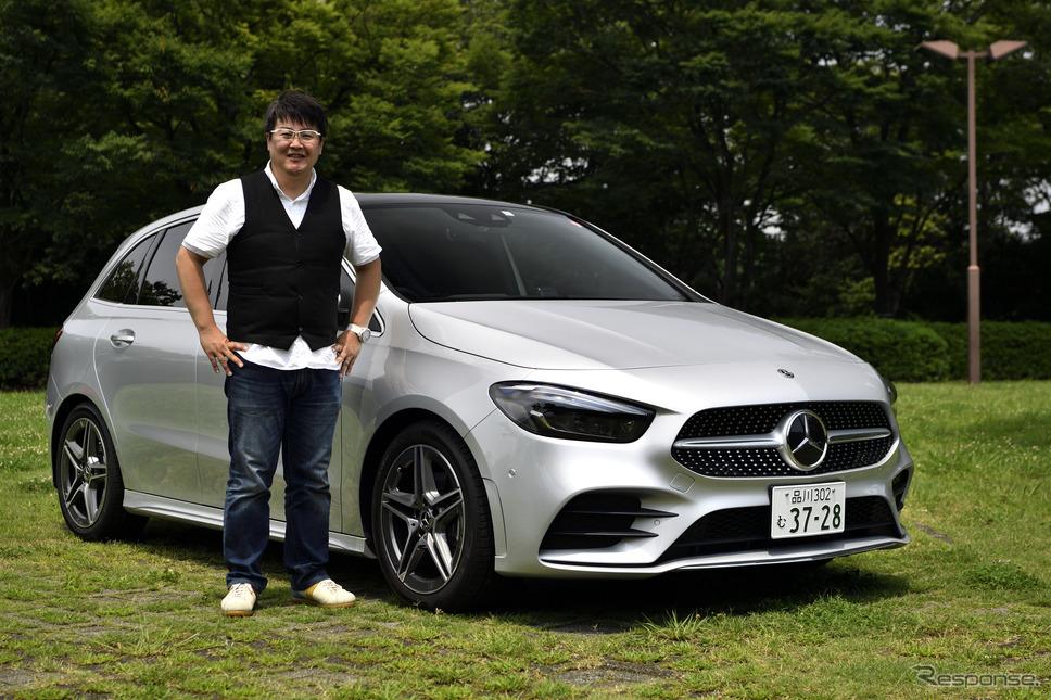 自動車評論家 山内シンヤ氏
