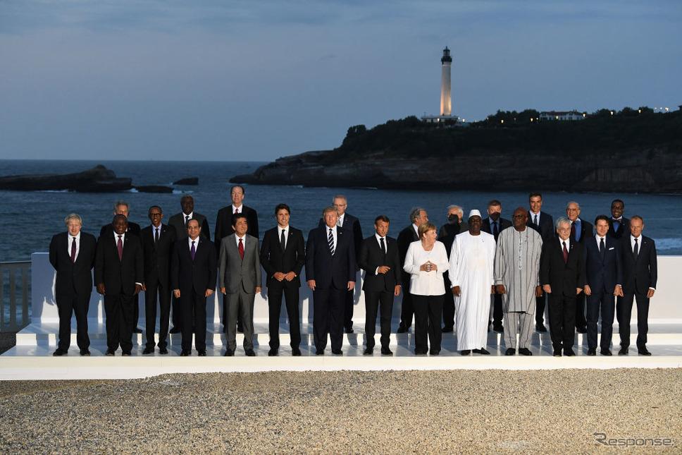 G7(8月25日)