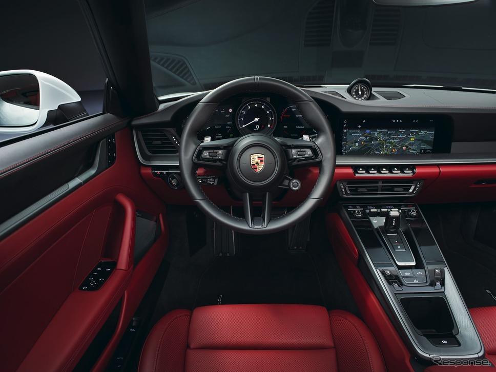ポルシェ 911 カレラ・カブリオレ 新型