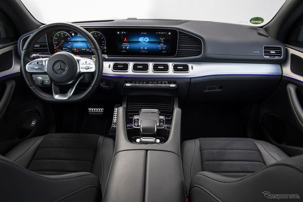 メルセデス ベンツ GLE 新型のPHV「GLE 350 de 4MATIC」