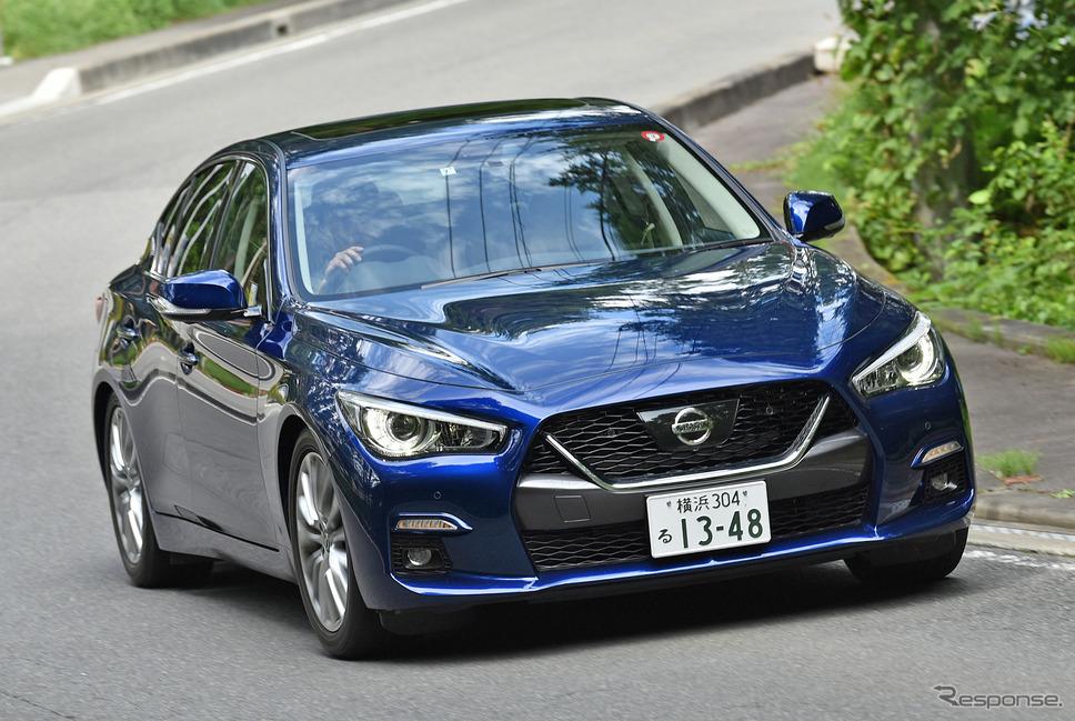 日産 スカイライン 新型(GT Type P V6ターボ)