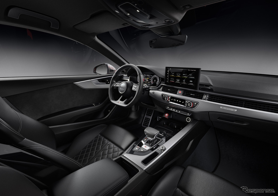 アウディ S5 クーペ TDI 改良新型