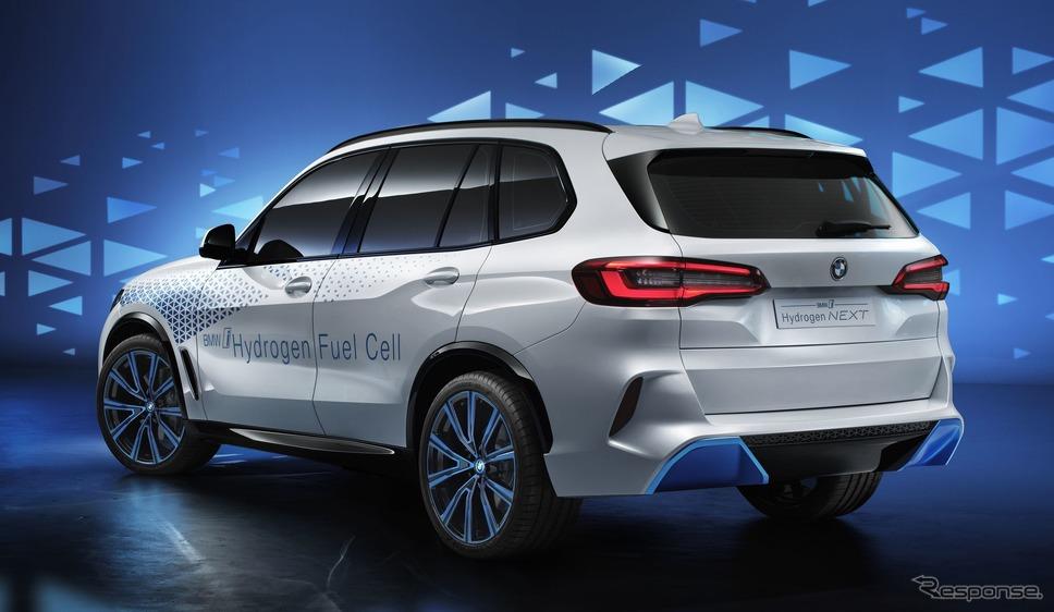 BMW i ハイドロジェン NEXT