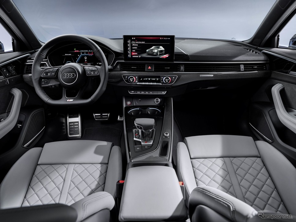 アウディ S4 アバント TDI 改良新型