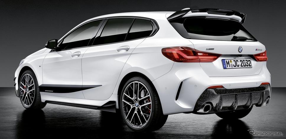 BMW 1シリーズ 新型のMパフォーマンスパーツ