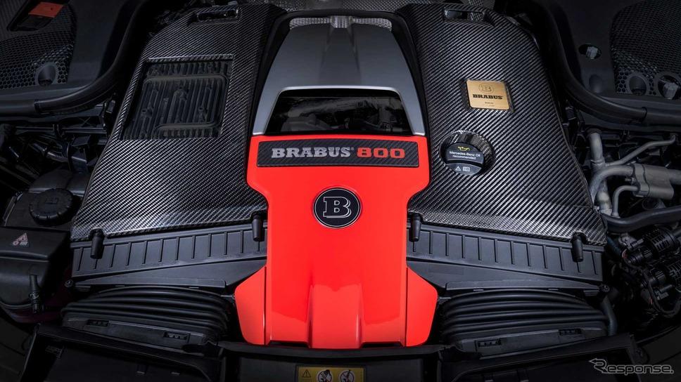 ブラバス 800