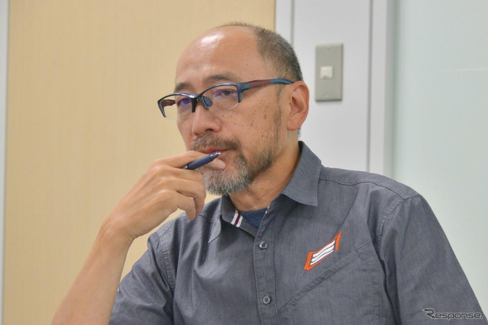 モーターサイクルジャーナリスト 佐川健太郎氏