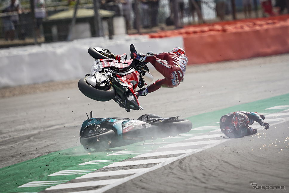 (c)Ducati/MotoGP第12戦イギリスGP