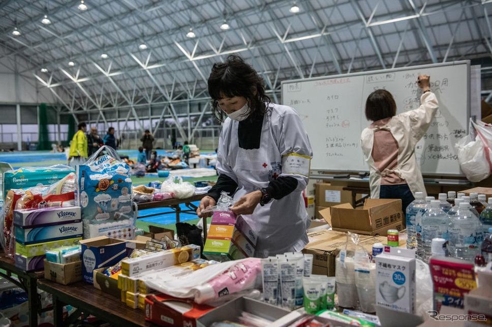 台風19号の被災地