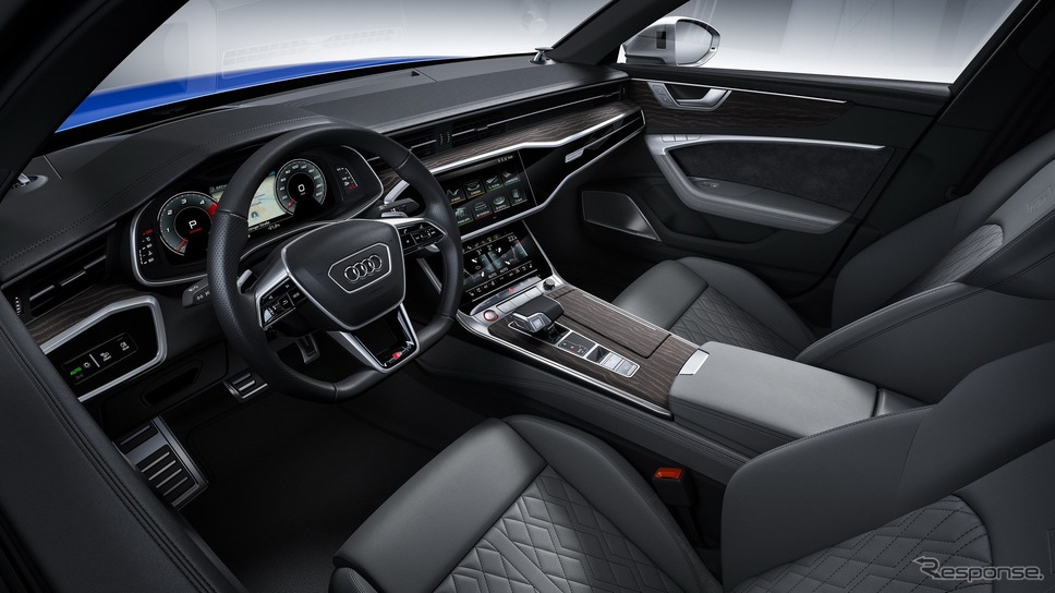アウディ S6 セダン 新型