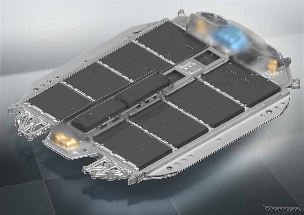 BMW i4 の電動パワートレイン