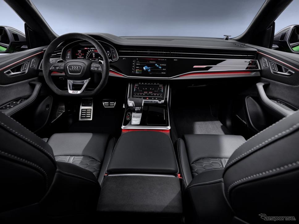 アウディ RS Q8