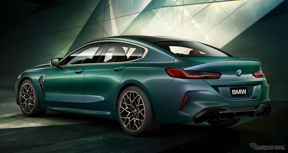 BMW M8 グランクーペ・ファーストエディション