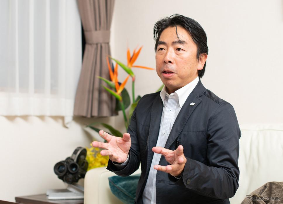 石井昌道氏