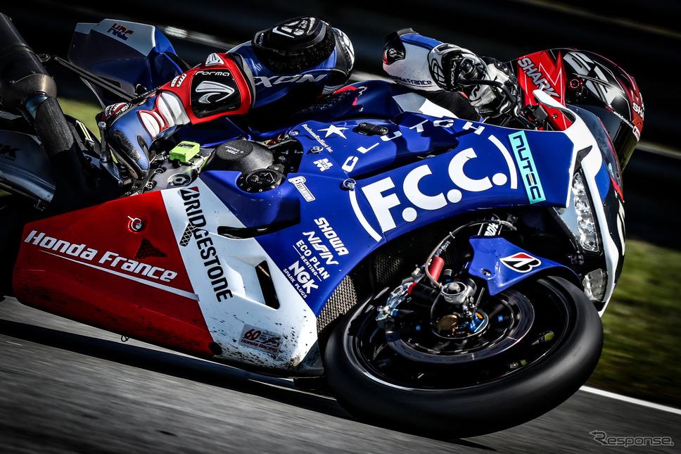 F.C.C. TSR Honda France、EWC 2019-20シーズン第2戦マレーシアで13位。