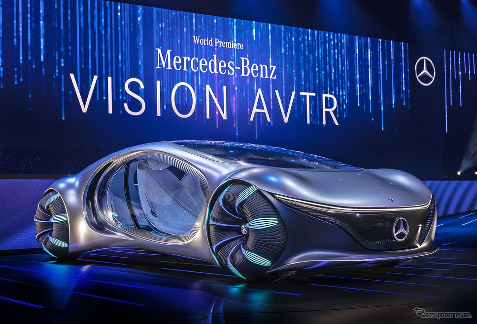 メルセデスベンツ VISION AVTR