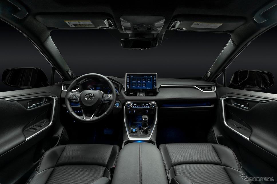 トヨタ RAV4 プライム 新型