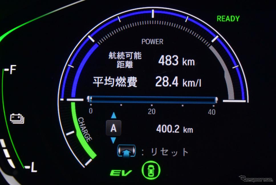 燃費は速いペースで走ったことを考慮すると驚くべき高水準で推移。日本の速度レンジでは最新のディーゼルでもマイルドハイブリッドなどの飛び道具を備えないかぎり、CO2排出量でガソリンフルハイブリッドに勝つのはもはや難しいだろうと感じられた。