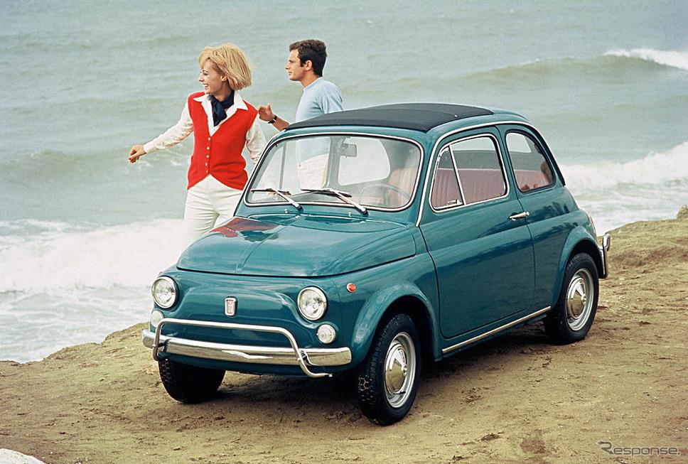 フィアット・ヌオーヴァ500(1957年~)