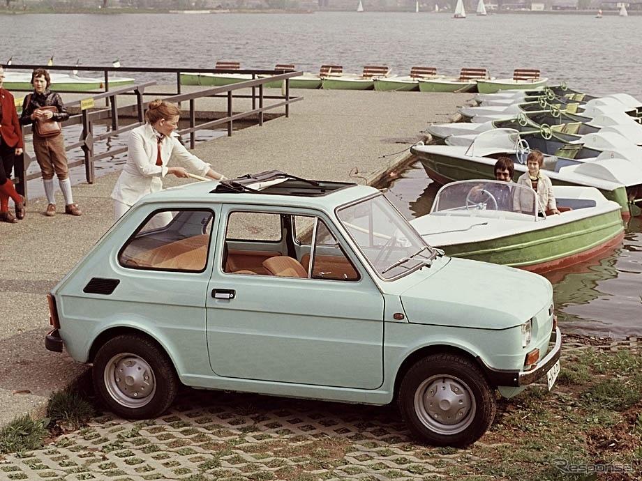 フィアット126(1972年~)