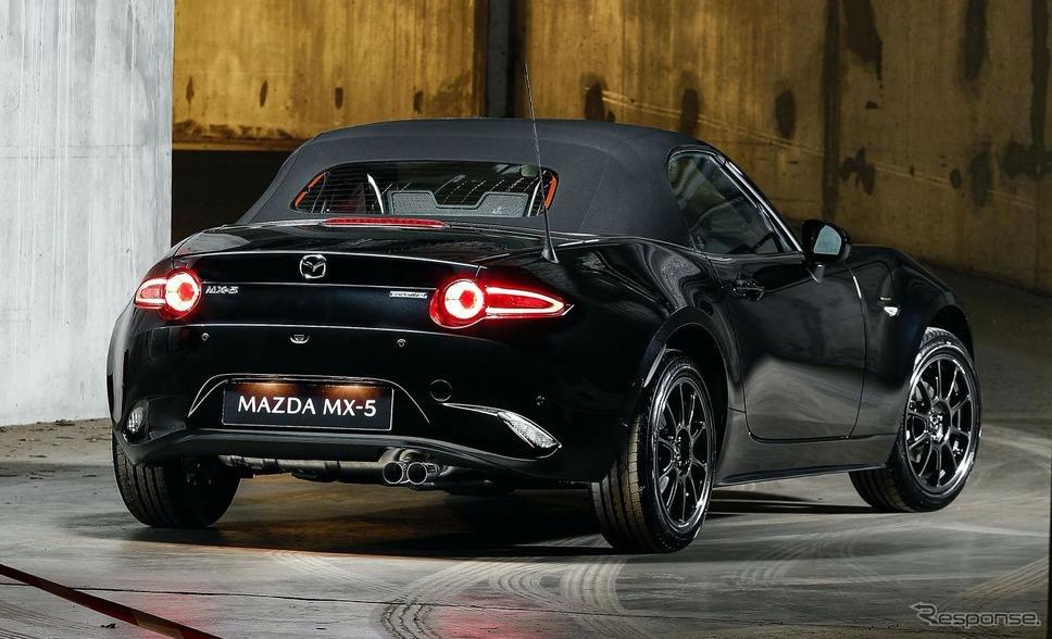 マツダ MX-5(ロードスターに相当)のユーノス エディション
