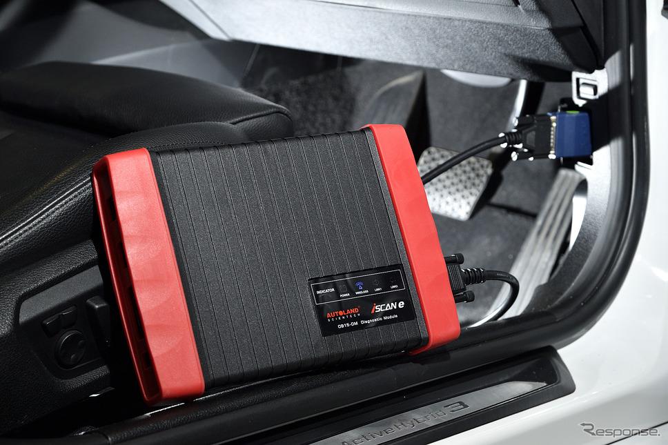 VEDIS3は輸入車に強く、要望が多かったボルボやルノーにも対応する