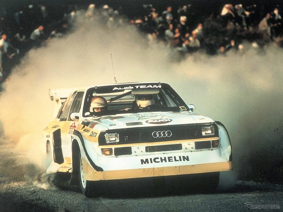 スポーツクワトロS1(1985年)